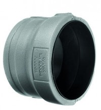 Uponor Ventilation изолированный переходник 125-100mm